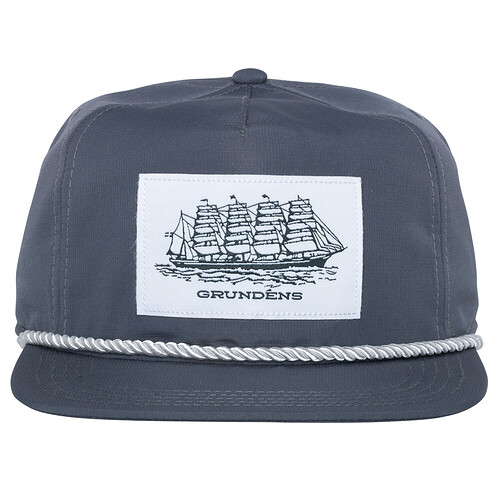 CaptainsHat_Grey_Front