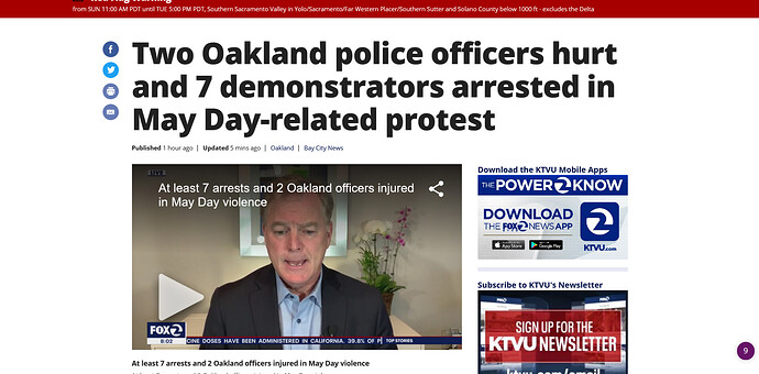 Screenshot_2021-05-02 Two Oakland police officers hurt and 7 demonstrators arrested in May Day-related protest