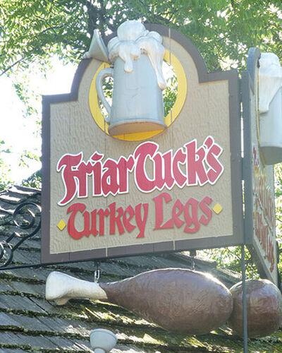 Friartucksturkeylegs
